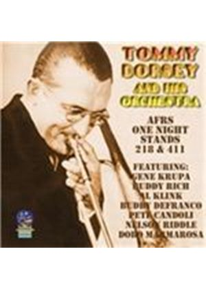 Tommy Dorsey - AFRS One Night Stands (Music CD)