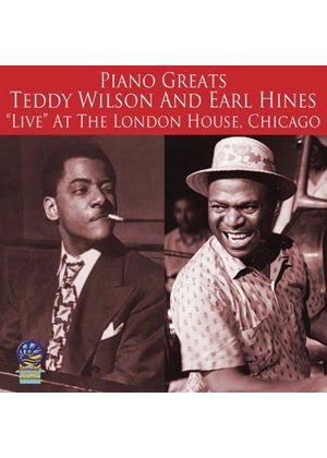 Earl Hines - Piano Greats Live at the London House, Chicago (Live Recording) (Music CD)