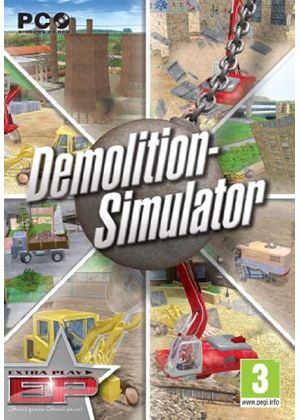 Extra Play - Demolition Simulator (PC CD)