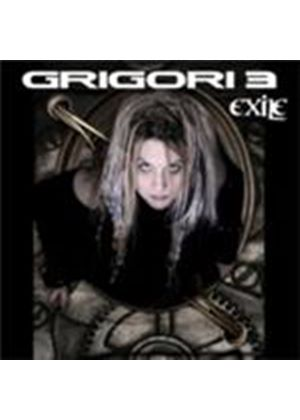 Grigori 3 - Exile (Music CD)