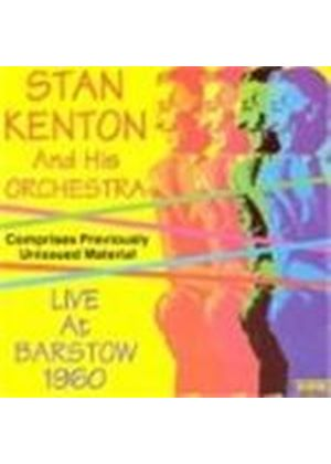 Stan Kenton & His Orchestra - Live At Barstow 1960