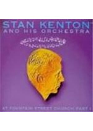 Stan Kenton Orchestra (The) - At Fountain Street Church Vol.1