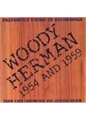 Woody Herman - 1954 And 1959 (From Lake Compounce & Jantzen Beach)