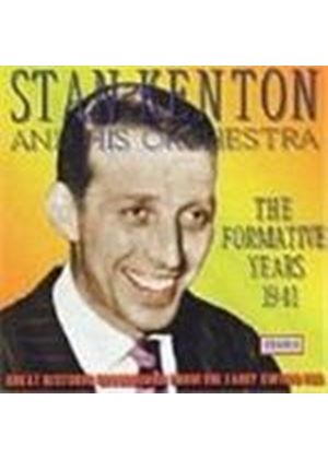 Stan Kenton & His Orchestra - Formative Years - 1941, The