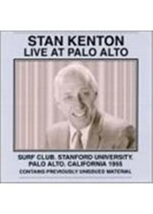 STAN KENTON & ORCHESTRA - LIVE AT PALO ALTO 1955