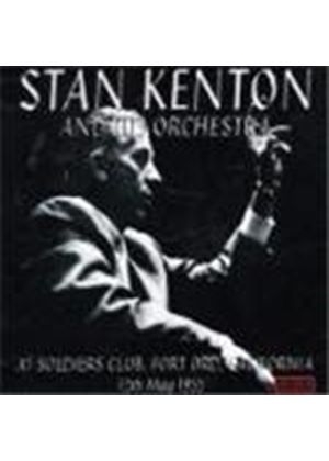 Stan Kenton & His Orchestra - At Soldiers Club Fort Ord California (12th May 1952)