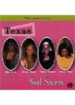 Various Artists - Texas Soul Sisters