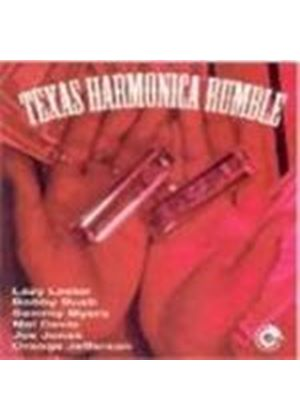 Various Artists - Texas Harmonica Rumble (Music CD)