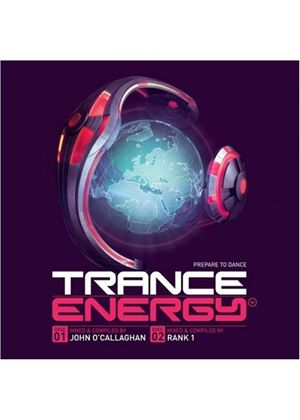 Various Artists - Trance Energy (Mixed And Compiled By John O'Callaghan & Rank 1) (Music CD)