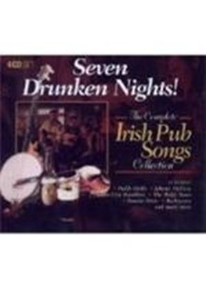 Various Artists - Seven Drunken Nights (Music CD)