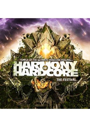 Various Artists - Harmony of Hardcore 2012 (Music CD)