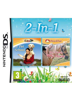 My Pet School and My Horse: Double Pack (Nintendo DS)