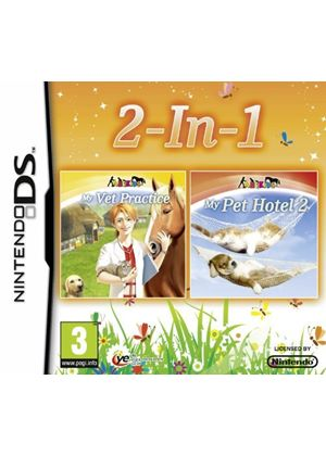 My Vet Practice and Pet Hotel 2: Double Pack (Nintendo DS)