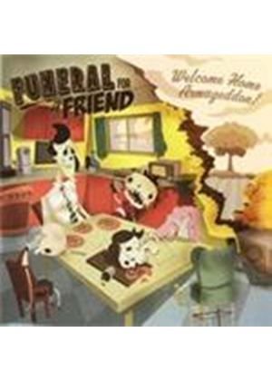 Funeral For A Friend - Welcome Home Armageddon (Music CD)