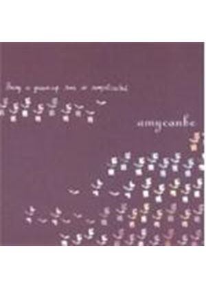 Amycanbe - Being A Grown-Up Sure Is Complicated (Music CD)