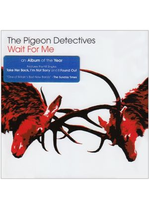 The Pigeon Detectives - Wait for Me (Music CD)