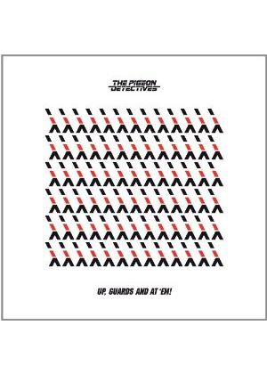 The Pigeon Detectives - Up Guards And At 'Em (Music CD)