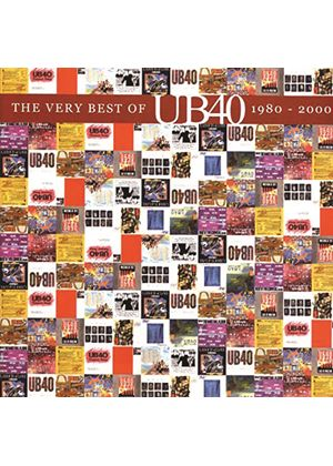 UB40 - The Very Best Of Ub40 1980-2000 (Music CD)