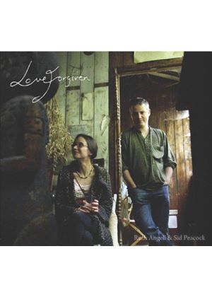 Ruth Angell - Love Forgiven (Music CD)