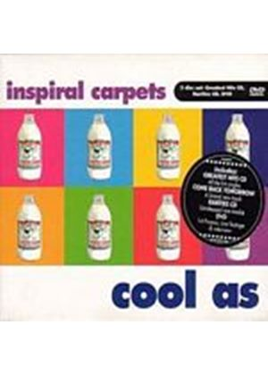 Inspiral Carpets - Cool As (Greatest Hits) (Music CD)