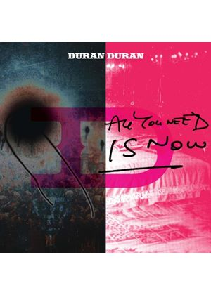Duran Duran - All You Need Is Now (Music CD)