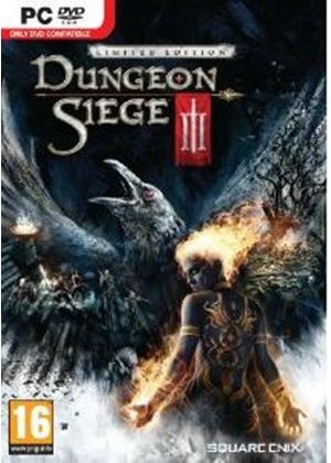 Dungeon Siege III: Limited Edition (PC DVD)