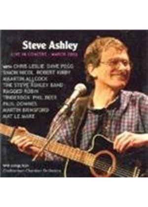 Steve Ashley - Live In Concert (March 2006)