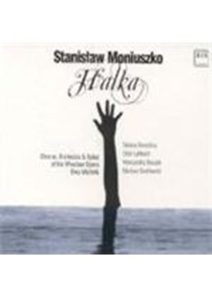 Moniuszko: Halka (Opera in 4 Acts) (Music CD)