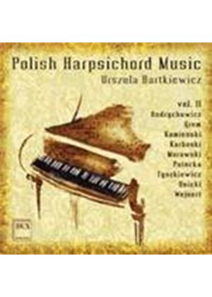 Polish Harpsichord Music Vol.2 (Music CD)