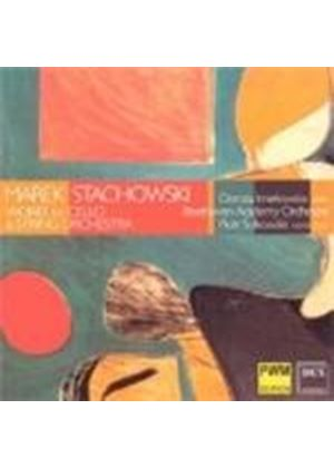 Stachowski: Works for Cello & String Orchestra (Music CD)