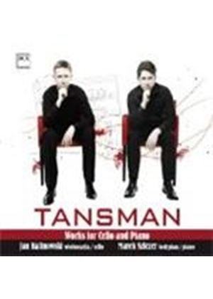 Tansman: Works for Cello and Piano (Music CD)