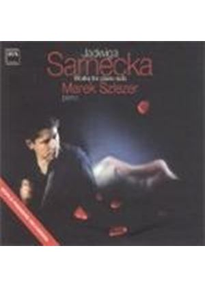 Sarnecka: Works for Piano Solo (Music CD)