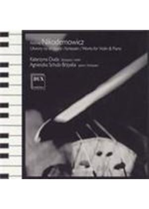 Nikodemowicz: Violin Chamber Works (Music CD)