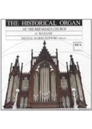 Historical Organ Reformed Church in Warsaw (Music CD)