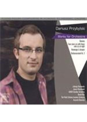 Przybylski: Works for Orchestra (Music CD)