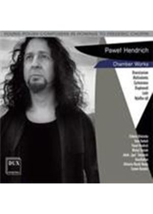 Hendrich, P: Chamber Works (Music CD)
