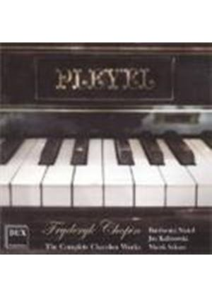 Chopin: (The) Complete Chamber Works (Music CD)