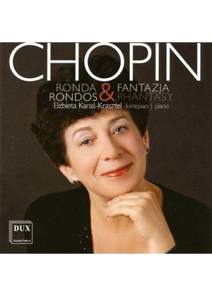 Chopin: Rondos & Fantazia (Music CD)