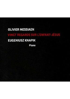 Olivier Messiaen: Vingt Regards sur l'Enfant-Jesus (Music CD)