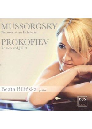 Mussorgsky: Pictures at an Exhibition; Prokofiev: Romeo and Juliet (Music CD)