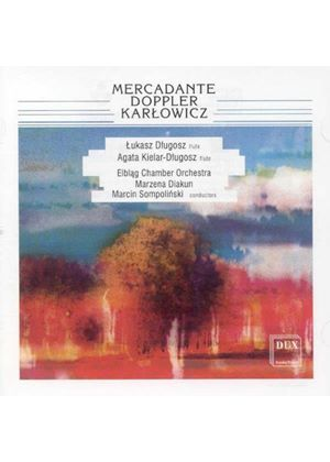 Mercadante, Doppler, Karlowicz (Music CD)