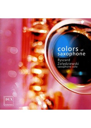 Colors of Saxophone (Music CD)