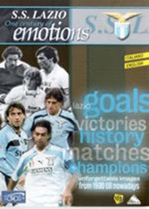 S.S. Lazio - One Century Of Emotions
