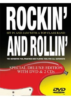 Rockin' And Rollin' (Deluxe Edition) (DVD & 2 CD's)