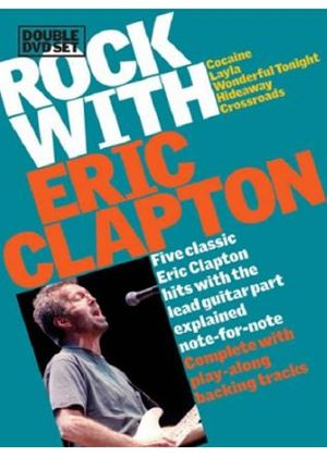 Rock With Eric Clapton (Two Discs)