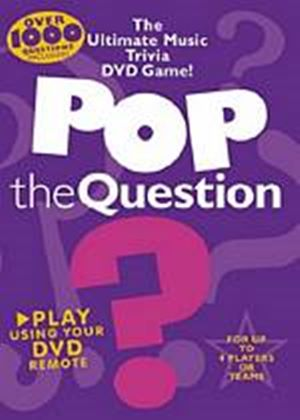 Pop The Question (DVD Game)
