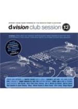Various Artists - Club Session Vol.13 (The Remixes) (Music CD)