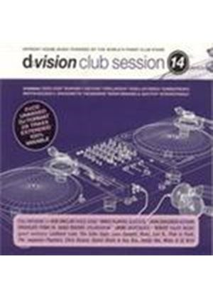 Various Artists - Club Session Vol.14 (Music CD)