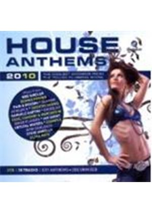 Various Artists - House Anthems 2010 (Italian Clubbing) (Music CD)