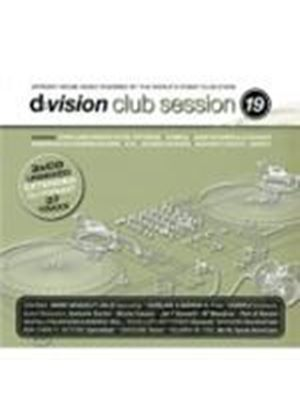 Various Artists - Club Session Vol.19 (100% Mixable) (Music CD)
